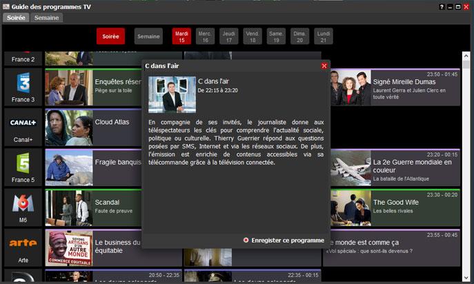 freebox os guide des programmes